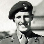 Major Ian Beadle MC 45RM Commando