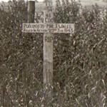 Original grave of Mne Wale 45 RM Commando