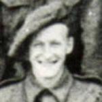 LSgt Alf Searson MM 2 Commando