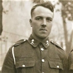 Private Alfred Holbrook