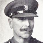 Brigadier Bernard Leicester DSO