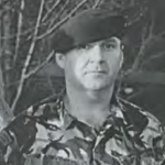 Colour Sergeant Lang 45 Commando