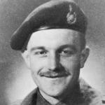 Captain Barry Pierce 46 Commando