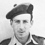 Captain David Blair 11 Commando © NMS/2012 courtesy of National Museum Scotland