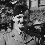 Captain Harold Rees Morgan 1 Commando