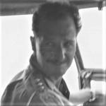 Captain George Corden-Gilbert RM