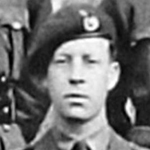 Capt Ralph Parkinson-Cumine RM