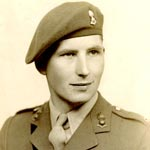 Captain Gerald Bryan 11 Commando