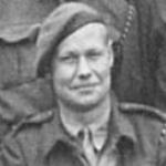 Lieutenant William Clibborn 2 Commando