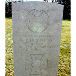 Grave of Corporal Hunter VC