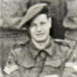 Corporal W Hooper 2 Commando