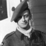 Corporal Fred Holt 2 Commando