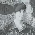 Dominic Erskine 45 commando