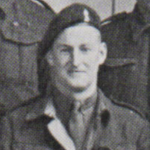 Captain Eric Lunn SBS