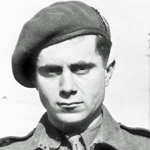 Fritz Hausmann alias Fred Houseman 2 Commando
