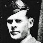 Lieutenant Colonel Francis Fynn 2 commando