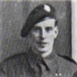 Sergeant John Gilmour SBS