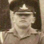 Gnr Robert Cutting 29 Commando