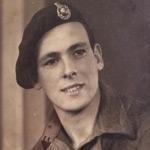 Marine Harold Pugh 48 Commando