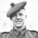 Private John Anderson 9 Commando