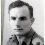 Lieutenant John Leslie Regan