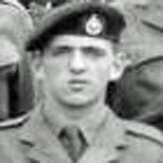 Mne Kenneth Lamb 45 Commando