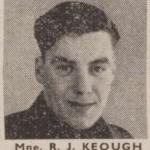 Richard Keough 45RM Commando