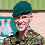 LCpl Steven Fellows 45 Commando