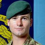 Lieut Damien Moran 40 Commando