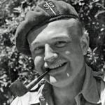 T/Captain Bavister No 2 Commando