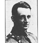 Lieutenant Gilbert Fazan 6 Commando