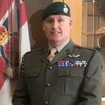 Major Darren Hunt RM