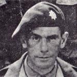 Major James Thomas Nuttall 48 RM Commando