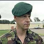 Major Daniel Cheeseman