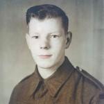 Marine Arthur Cundall