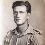 Marine Harold Collier 48 Commando