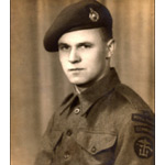 Marine William Hobbins 45 Commando