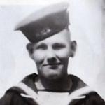 Able Seaman Neville Burgess 14 Commando