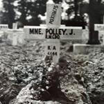 Grave of Marine Joseph Polley