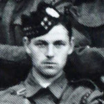 Private Hugh Cox 2 Commando