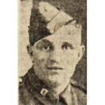 Private Robert Thomson 2 Commando