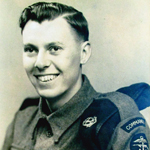 Private Graham Whittles 3 Commando