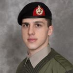 Marine Recruit Jonathan Langford