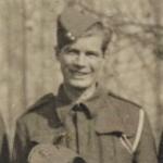 Lance Corporal Robert Cockin 2 Commando