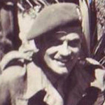 Captain Ronald Menday 4 Commando
