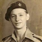 Private Ronald Davies 5 Commando