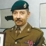 Colin Bellhouse, Royal Engineers