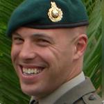 Sgt Luke Taylor RM