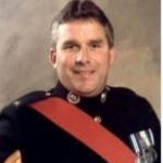 Sergeant Peter Leach DSM RM