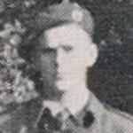 Lieutenant Thomas David Yates 48 Commando